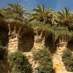 Sights of Park Guell