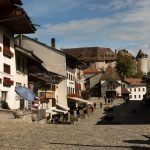 Medieval Village of Gruyeres