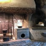 Kitchen With Wood Fired Oven