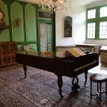Music Room With Piano Built for Franz Liszt